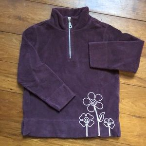 Hanna Andersson Girl's fleece